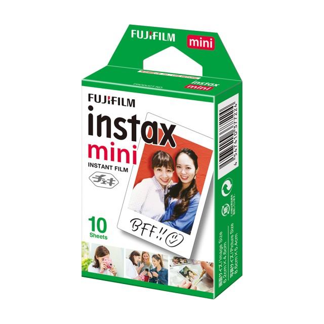 INSTAX MINI チェキフィルム 1P(10枚入)
