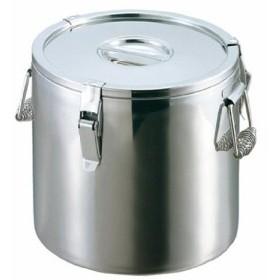 EBM ステンレス 二重保温食缶 33cm
