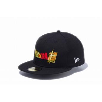 NEW ERA ニューエラ ストア限定 59FIFTY ドラゴンボール超 ロゴ ベースボールキャップ キャップ 帽子 メンズ レディース 7 (55.8cm) 12286462 NEWERA