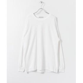 【64%OFF】 センスオブプレイス グラフィックロゴバックプリントTシャツ メンズ WHITE M 【SENSE OF PLACE】 【セール開催中】