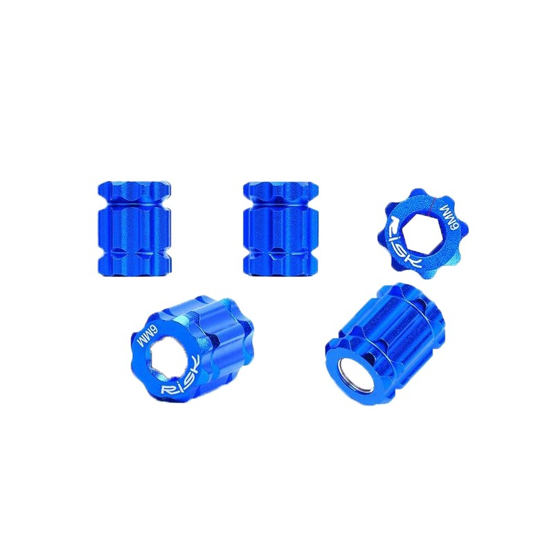 RISK 梅花曲柄蓋拆裝工具-鋁合金材質 耐用性高【飛輪單車】[05101133]