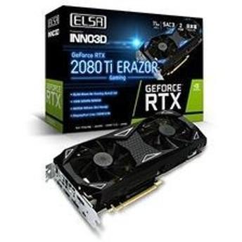 ELSA GeForce RTX 2080 Ti ERAZOR G 目安在庫=○