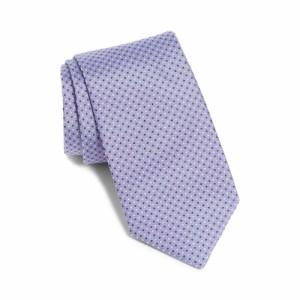 ヒューゴ ボス BOSS メンズ ネクタイ Geometric Silk Tie