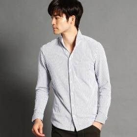 [マルイ] イタリアンカラー長袖カットシャツ/ニコルクラブフォーメン(NICOLE CLUB FOR MEN)
