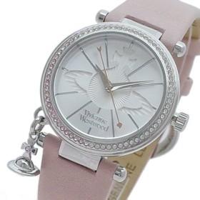 ヴィヴィアンウエストウッド VIVIENNE WESTWOOD 腕時計 レディース VV006SLPK クォーツ シルバー ピンク