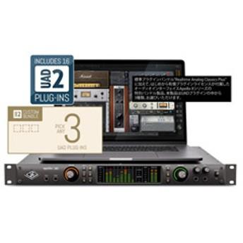Thunderboltオーディオインターフェース[Mac/Win]プラグインライセンスバンドル APOLLO X6 / Custom 3 Upgrade