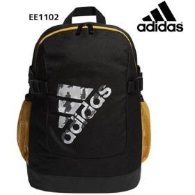 アディダス adidas キッズ ロゴバックパック GEC24 ジュニア リュックサック スポーツ 部活 遠征 練習 サッカー バスケ 野球 マルチ 小学生 21L ゴールド