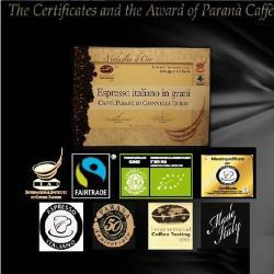 PARANA 義大利 歐洲品鑑協會得獎咖啡豆  2oz./袋  買4送1