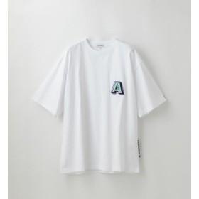 【ラブレス/LOVELESS】 【A(LeFRUDE)E】MEN ワッペンTシャツ