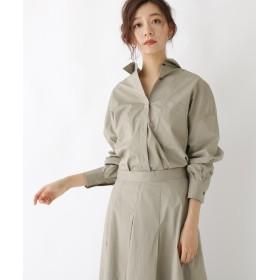 DRESSTERIOR(Ladies)(ドレステリア(レディース)) 【洗える】タイプライタービッグシャツ