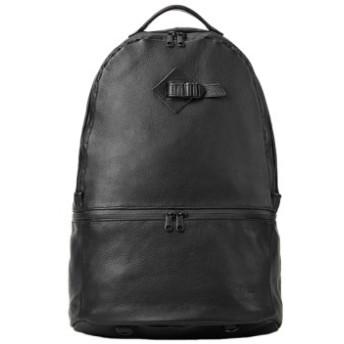 (Bag & Luggage SELECTION/カバンのセレクション)エフシーイー リュック メンズ レディース 本革 防水 撥水 23L F/CE. fce f1802wl0001/ユニセックス ブラック 送料無料