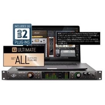 Thunderboltオーディオインターフェース[Mac/Win]プラグインライセンスバンドル APOLLO X6 / Ultimate 7 Upgrade
