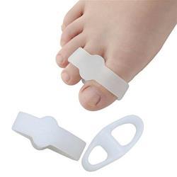 JHS杰恆社拇指外翻美形器日夜用大腳拇趾重疊分趾器腳趾彎曲美形分離abe08 預購