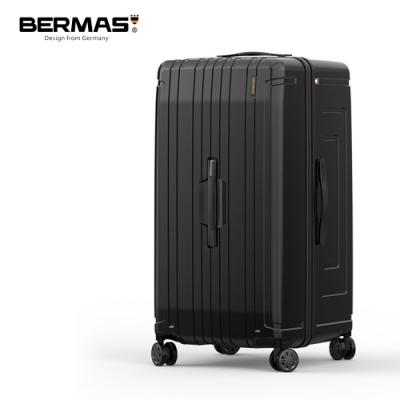 【德國 BERMAS】戰艦系列- 30吋超輕防刮大容量行李箱 (槍色)