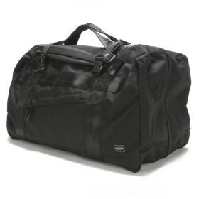 カバンのセレクション 吉田カバン ポーター ブースパック ボストンバッグ リュック メンズ レディース Lサイズ 70L PORTER 853 07994 ユニセックス ブラック フリー 【Bag & Luggage SELECTION】