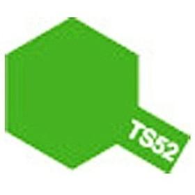 TS-52ライムグリーン タミヤカラー スプレーカラー TS-52(キャンディーライムグリーン)