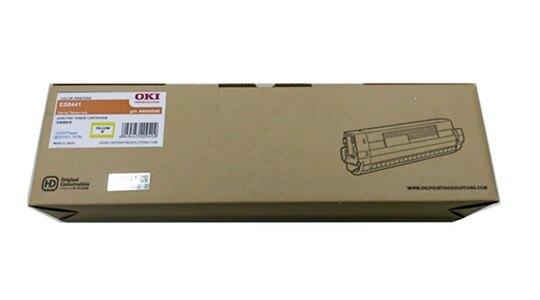 【元月18日~31日領券現折100】OKI 44844549原廠黃色碳粉匣 適用:OKI ES8441