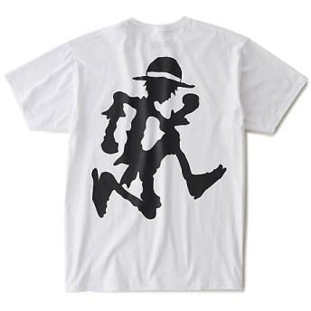 <GRAMICCI×ONE PIECE> Tシャツ WHITE 【三越・伊勢丹/公式】