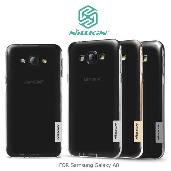 強尼拍賣~ NILLKIN Samsung Galaxy A8 本色系列TPU軟套 軟殼 果凍套 透色套