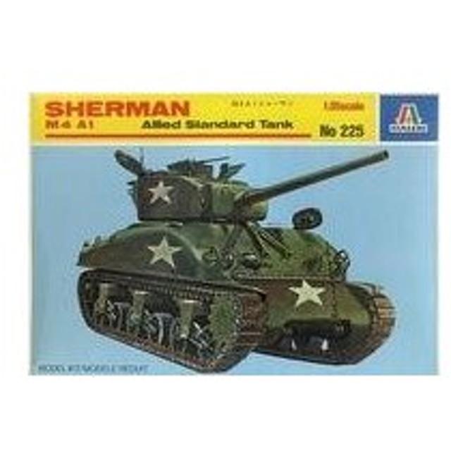 中古プラモデル 1/35 M4A1 シャーマン [225]