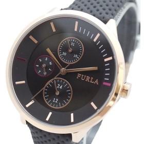 FURLA フルラ 腕時計 レディース R4251102527 METROPOLIS クォーツ ブラック