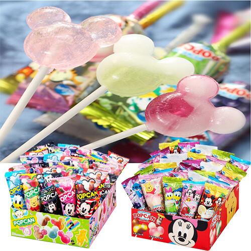 每盒六種風味糖果 超可愛的迪士尼圖案包裝 一盒30支入(口味隨機無法挑選) 商品成分:依包裝所示 生產國:日本 內容量:315g 有效期限:2020.04 進口商:恩旺貿易有限公司 地址:新北市新店區