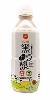 特惠 24入有機台灣原生種黑豆漿(微糖)