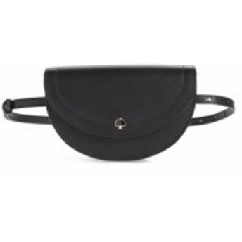 ケイト スペード KATE SPADE NEW YORK レディース ボディバッグ・ウエストポーチ バッグ small andi leather belt bag Black