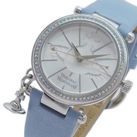 ヴィヴィアンウエストウッド VIVIENNE WESTWOOD 腕時計 レディース VV006BLBL クォーツ シルバー ブルー