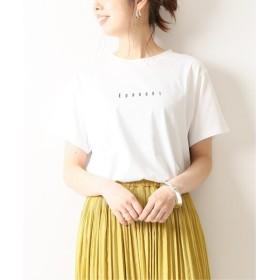 Spick and Span Epanoui T-Shirt◆ ホワイト フリー