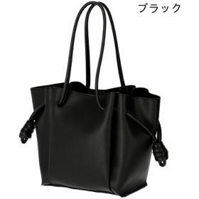 セッティミッシモ Settimissimo サイドロープデザインバッグ (ブラック)