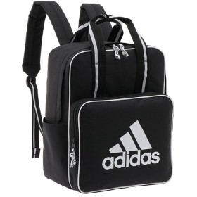 カバンのセレクション アディダス リュック 16L A4ファイル adidas 57585 ユニセックス ブラック フリー 【Bag & Luggage SELECTION】