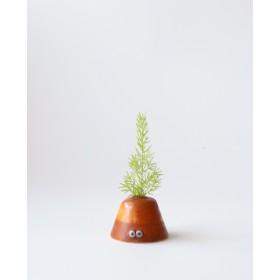 妖精のフラワーベース(チョコピノ) 花瓶