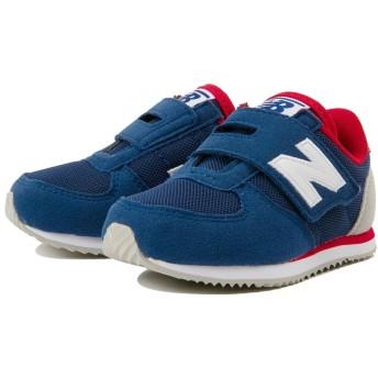 (NB公式) ≪ログイン購入で最大8%ポイント還元≫ IV220 NVR (NAVY/RED) ニューバランス newbalance