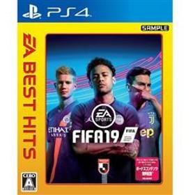 【PS4】 EA BEST HITS FIFA 19 PLJM-16431