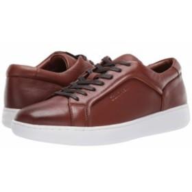 Calvin Klein カルバンクライン メンズ 男性用 シューズ 靴 スニーカー 運動靴 Fasano Tan Soft Leather【送料無料】