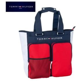 トミーヒルフィガーゴルフ TOMMY HILFIGER GOLF トートバッグ メンズ レディース SIGNATURE TOTE BAG シグネチャートートバッグ THMG9FBD