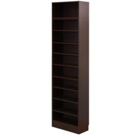 天井突っぱり本棚。壁面収納 書棚・本棚・ブックシェルフ