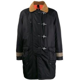 Fay 3-Ganci コート - ブラック
