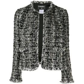 Chanel Pre-Owned ブークレ ジャケット - マルチカラー