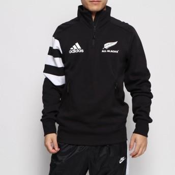 アディダス adidas メンズ ラグビー 長袖シャツ オールブラックスフリース DN5994