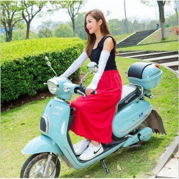 多功能一片式防曬裙防紫外線半身裙長裙夏季戶外出行必備【Miss.Sugar】【K4000493】