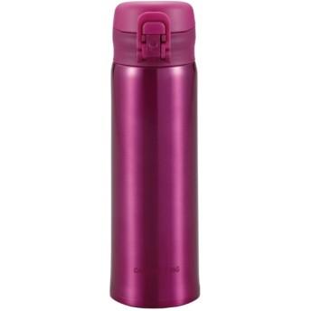 GLライト ワンタッチパーソナルボトル500 クリアレッド UE-3305