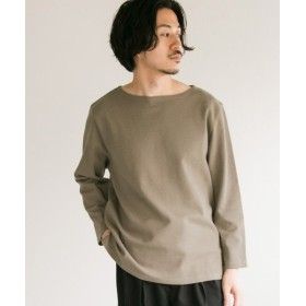 アーバンリサーチ バスクシャツ メンズ TAUPE S 【URBAN RESEARCH】