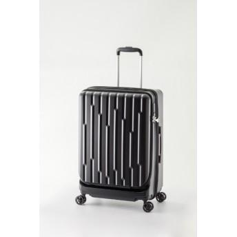 スーツケース ハードキャリー 92L GALE(ゲール) ブラック GALE-F28 [TSAロック搭載]