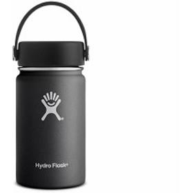 ハイドロフラスク:12オンス ワイドマウス【Hydro Flask HYDRATION 12 oz Wide Mouth 水筒 登山 アウトドア 海】
