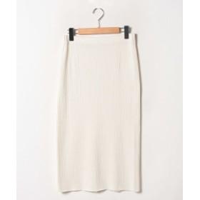 (theory luxe/セオリーリュクス)【Oggi/Precious10月号掲載】【セットアップ対応商品】スカート CLASSIC FEMININ KATE/レディース アイボリー 送料無料