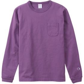 T1011(ティーテンイレブン) ポケット付きロングスリーブTシャツ 19FW MADE IN USA チャンピオン(C5-P401)【5500円以上購入で送料無料】