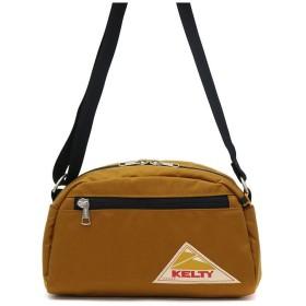 ギャレリア ケルティ KELTY ショルダーバッグ ROUND TOP BAG S 2592077 ユニセックス キャメル F 【GALLERIA】
