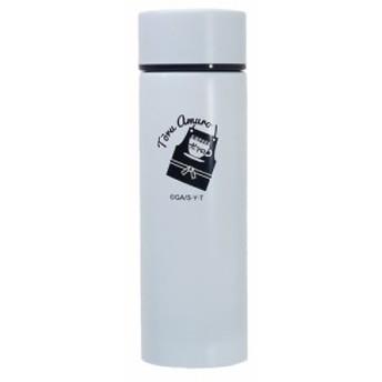 名探偵コナン ミニ 保温保冷 水筒 ポケット ステンレスボトル 安室透 120ml アニメキャラクター グッズ